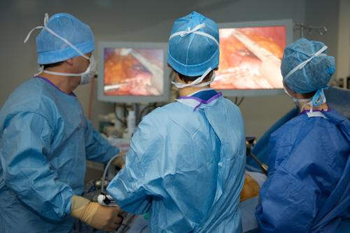 Le chirurgie et son métier